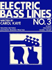 Electric Bass Lines No. 3 Book
