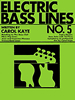 Electric Bass Lines No. 5 Book