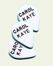 Carol Kaye picks (pkg of 7)